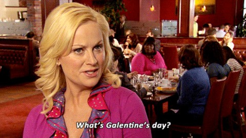 a galentine's day gif via NBC