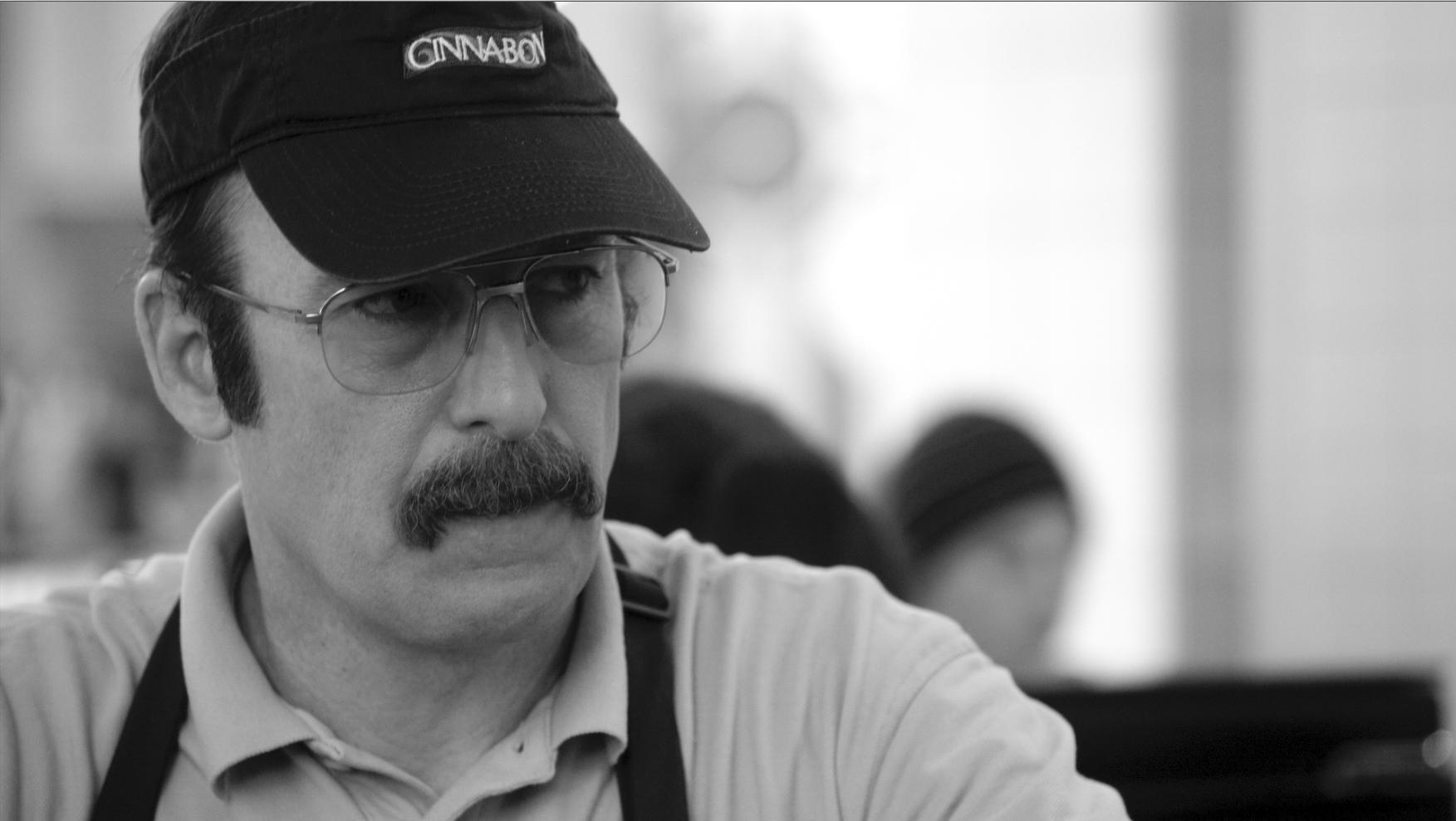 Bob Odenkirk as Gene on Better Call Saul.
