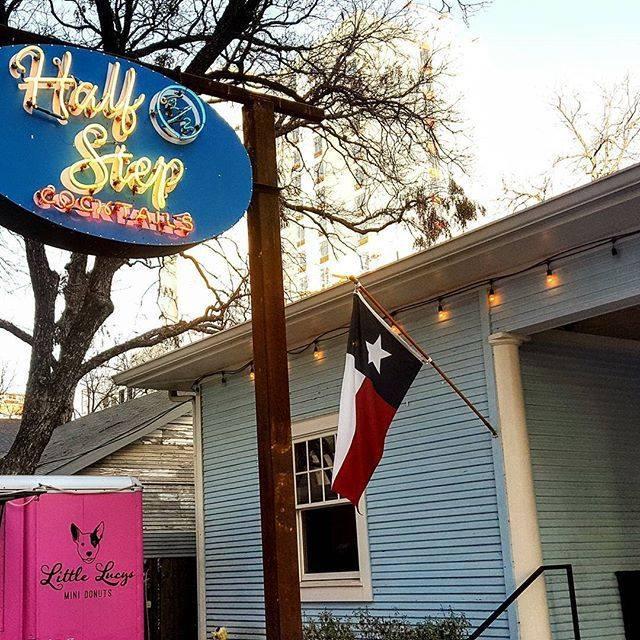 Half Step bar Austin, Texas