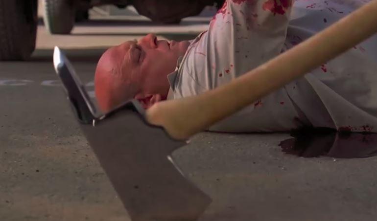 Hank has a tense showdown that leaves him in the hospital.