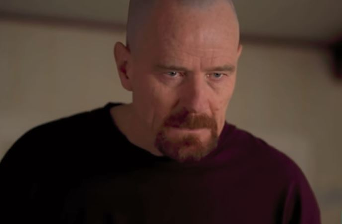 Walter went full Heisenberg on Skyler.