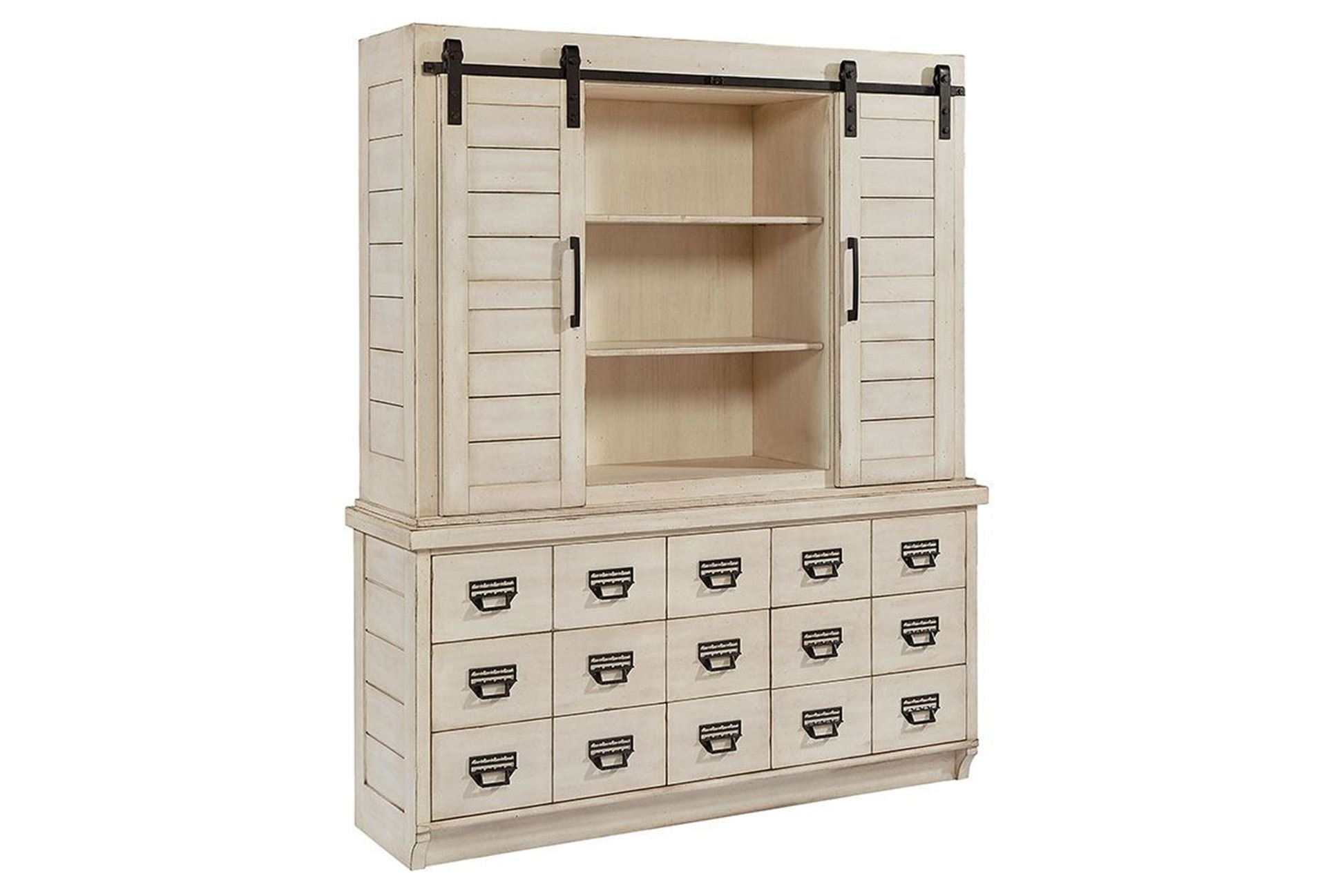 Magnolia Home Living Spaces hutch