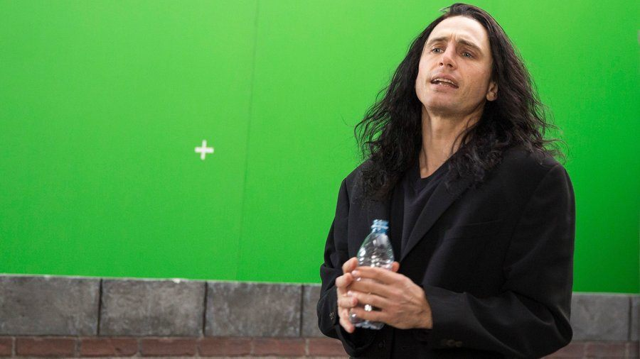 James Franco in The Disaster Artist