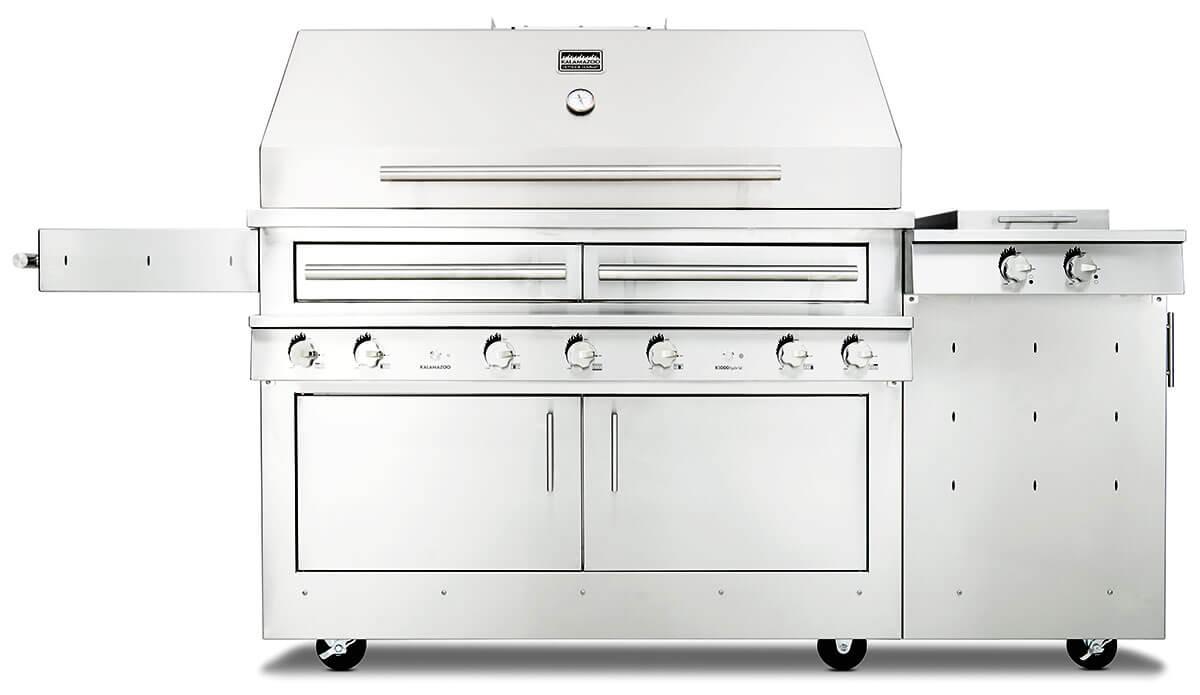 Kalamazoo freestanding grill