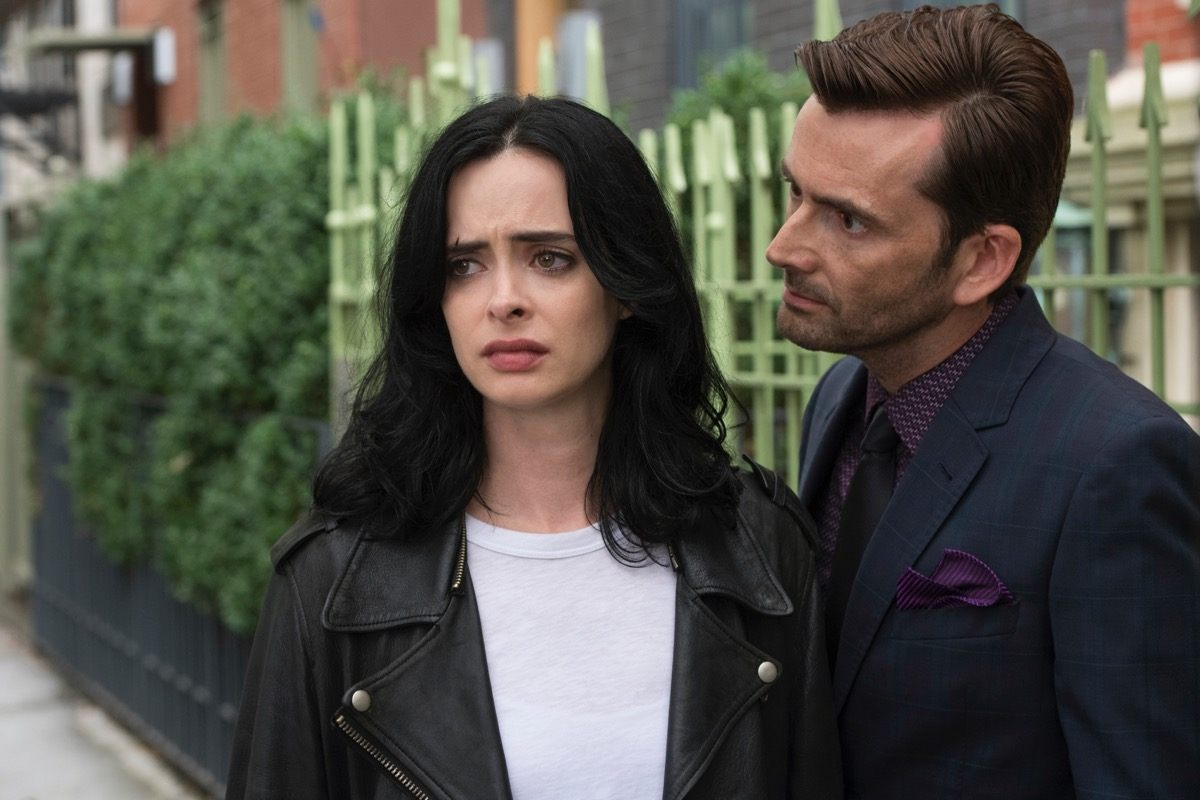 Kilgrave in Marvel's Jessica Jones
