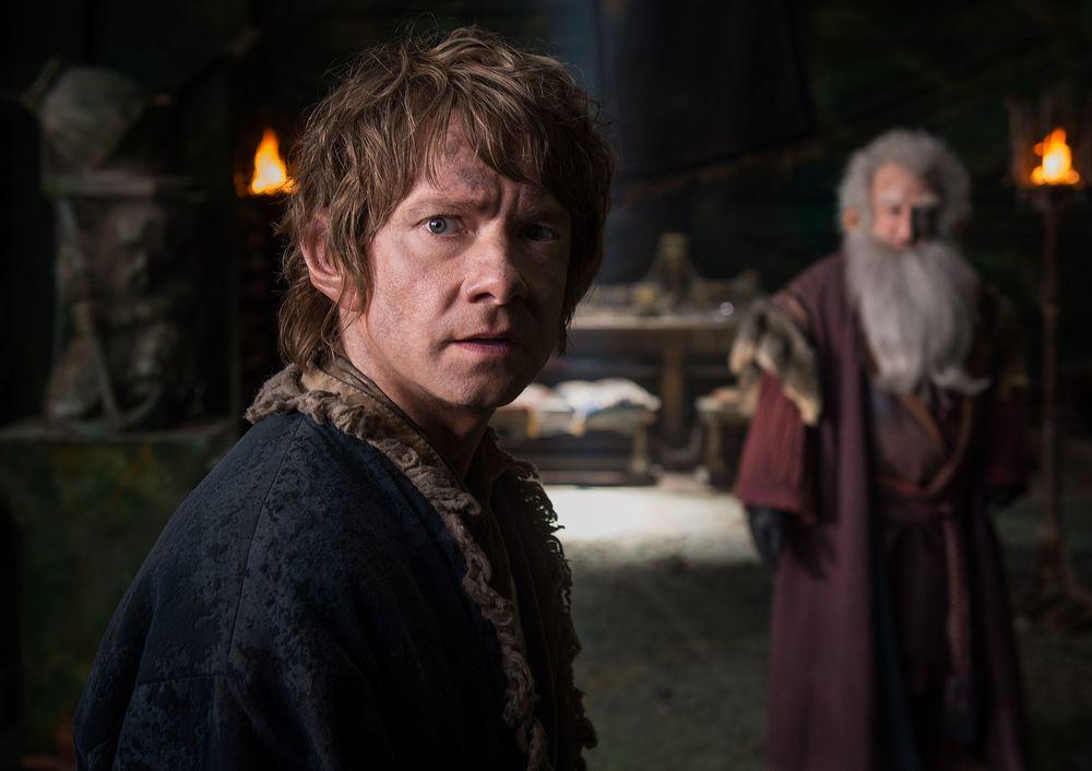 Martin Freeman as Bilbo Baggins