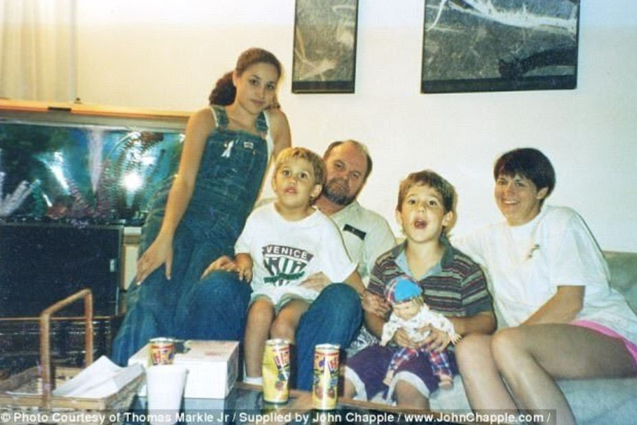 Meghan Markle and family