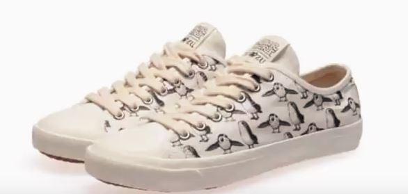 Porg shoes!