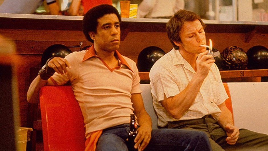 Richard Pryor and Harvey Keitel in Blue Collar