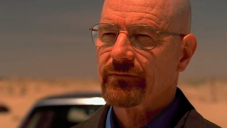 Heisenberg doesn't mess around.