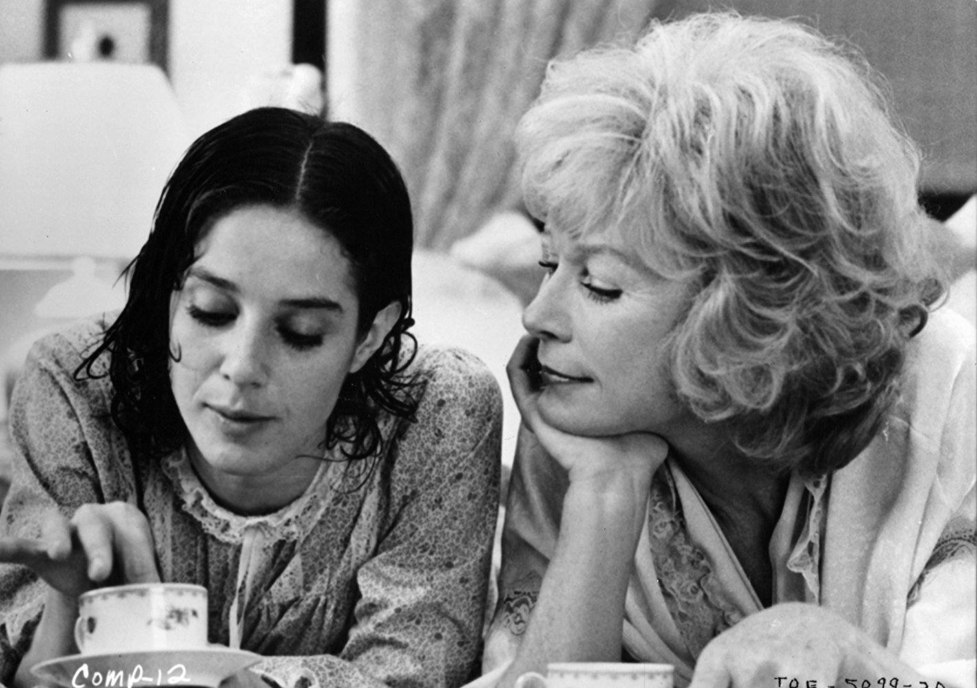 Debra Winger and Shirley MacLaine in Terms of Endearment