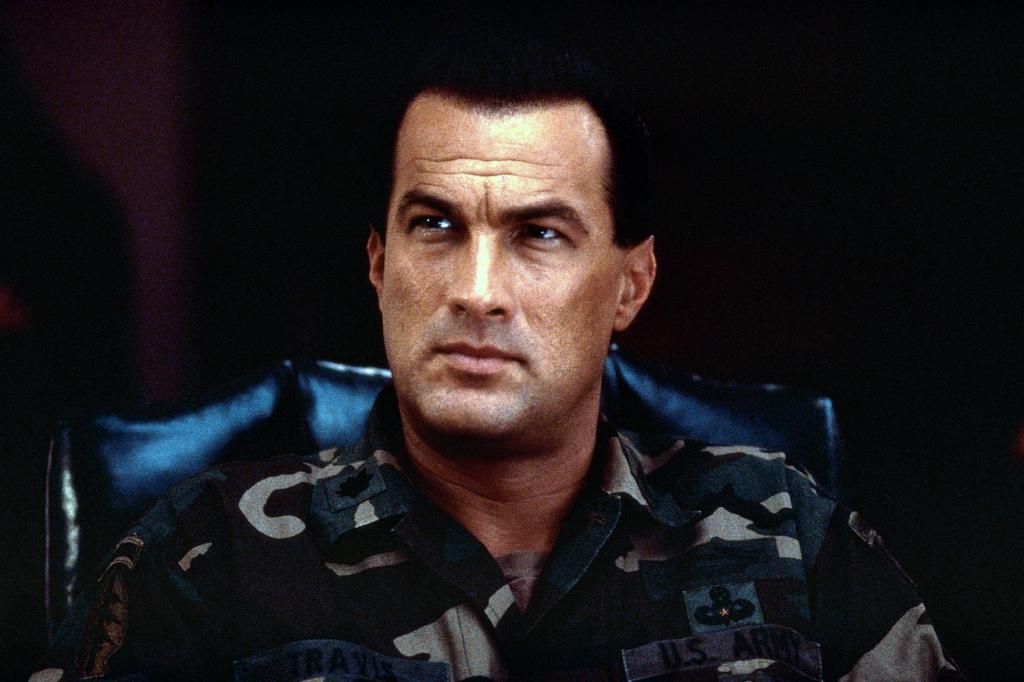 Steven Seagal in Executive Decision