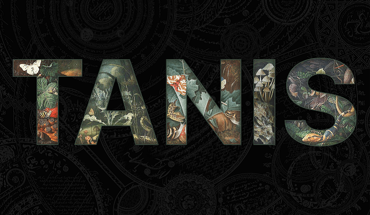 Tanis podcast logo Season 3