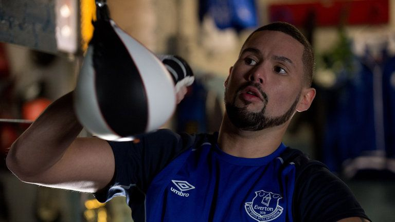 Tony Bellew in Creed