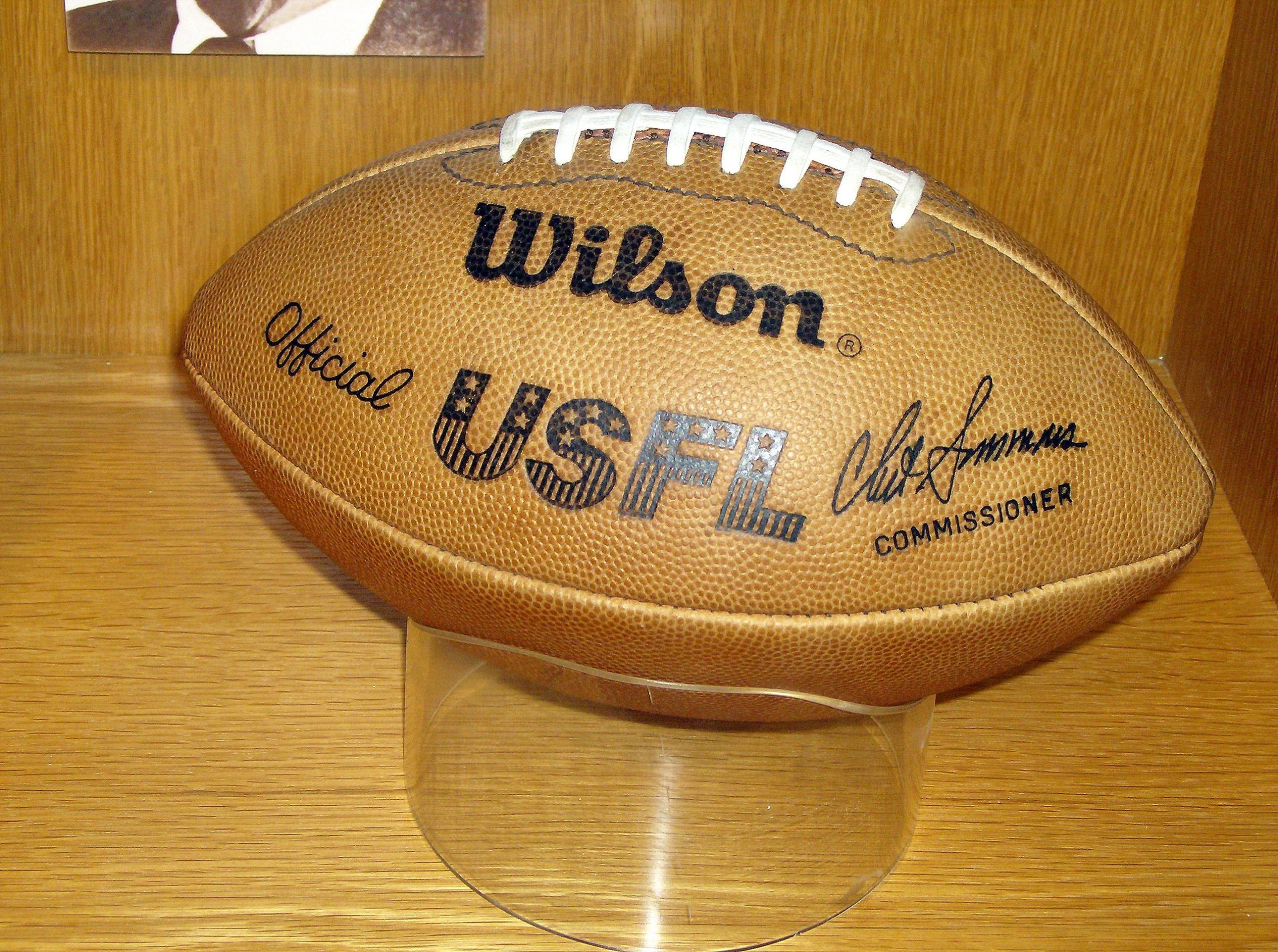 USFL football