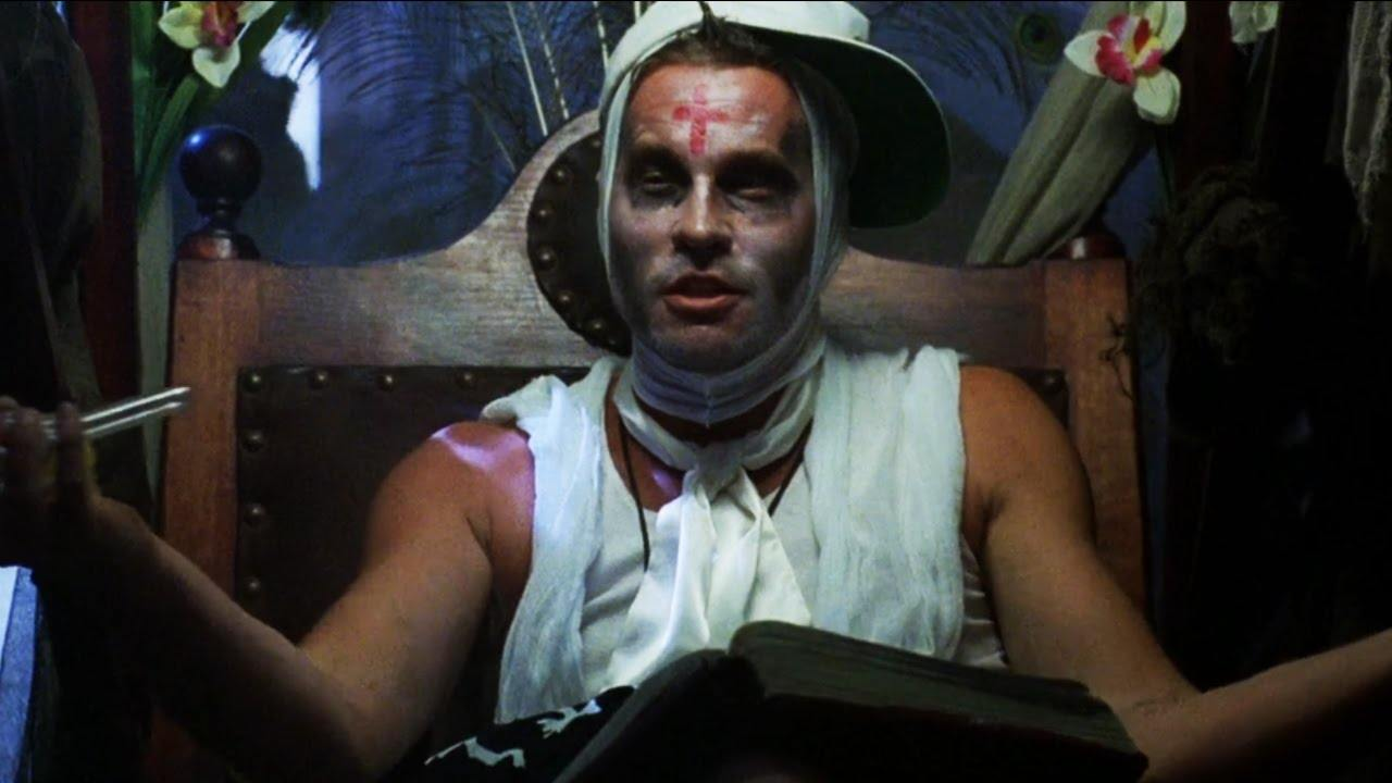 Val Kilmer in The Island of Dr. Moreau