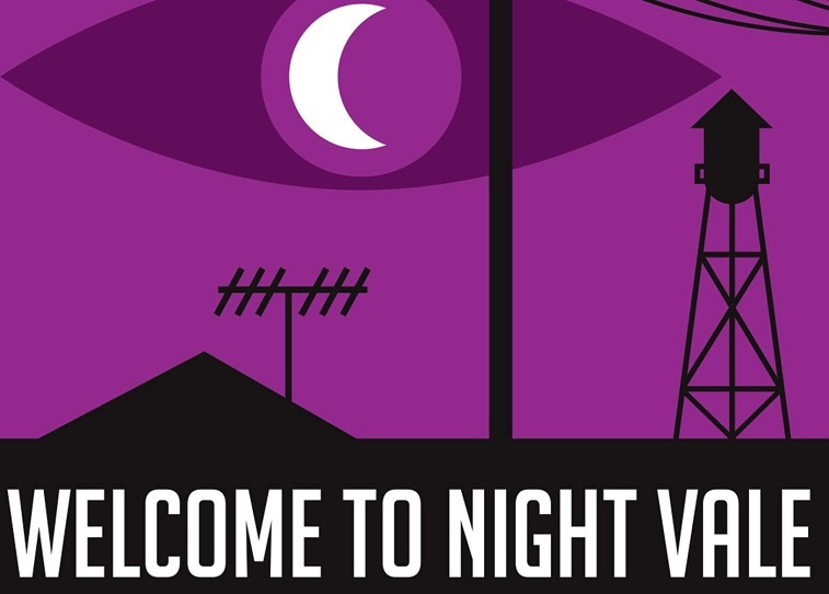 Welcome to Night Vale podcast logo