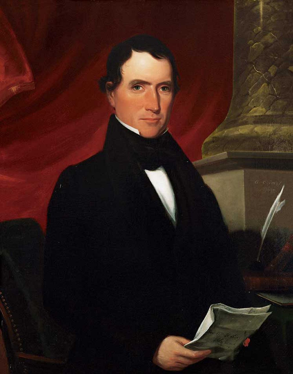 Vice President William R. King