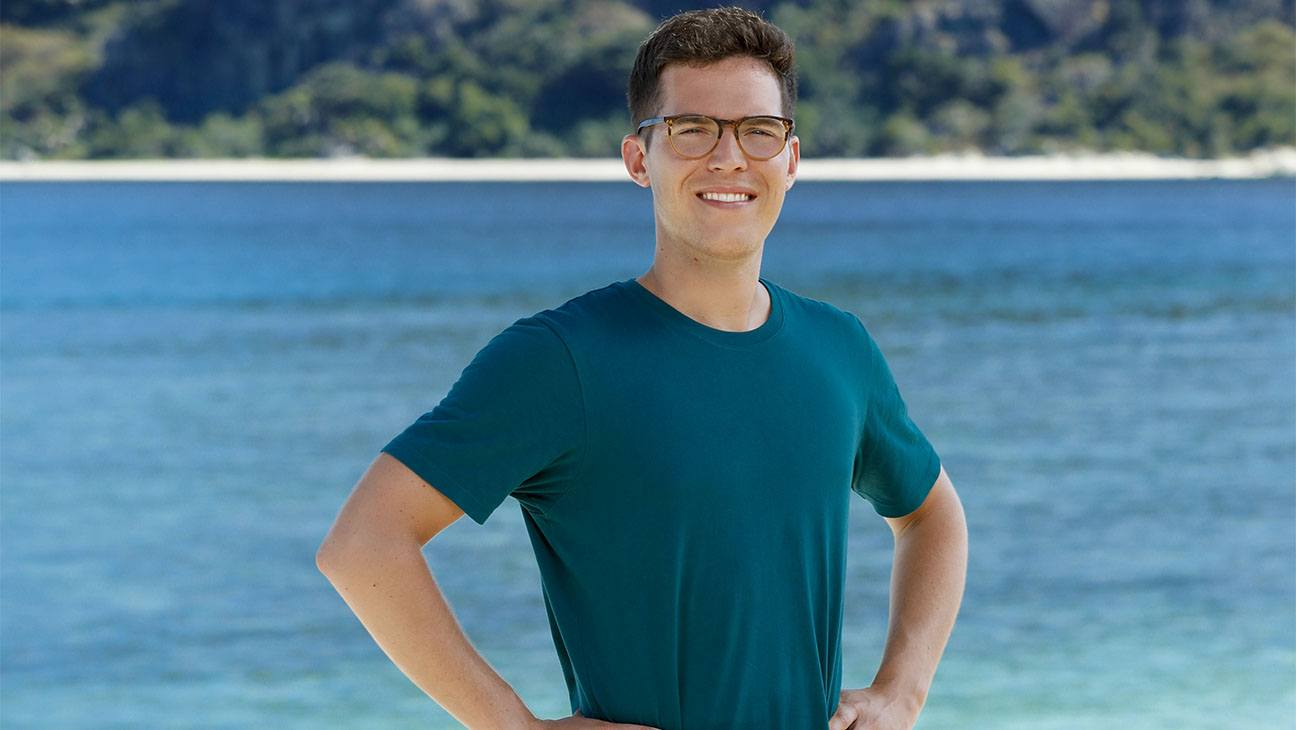 """Bradley Kleihege will be one of the 20 castaways competing on SURVIVOR this season, themed """"Ghost Island,"""" when the Emmy Award-winning series returns for its 36th season premiere on, Wednesday, February 28 (8:00-10:00 PM, ET/PT) on the CBS Television Network. Photo: Robert Voets/CBS Entertainment ©2017 CBS Broadcasting, Inc. All Rights Reserved."""
