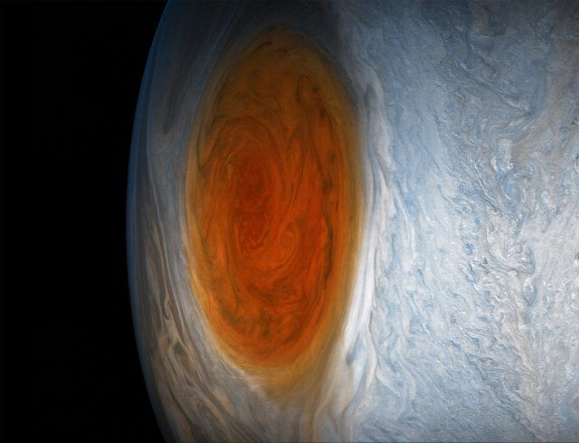 You've Never Seen Photos of Jupiter Like This