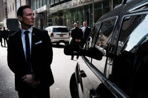 When Donald Trump Travels, This Is How the Secret Service Keeps Him Safe