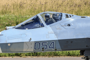 Meet the SU-57, Russia's Most Advanced Fighter Jet Ever