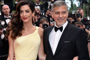 George and Amal Clooney Met in the Most Hilarious Way