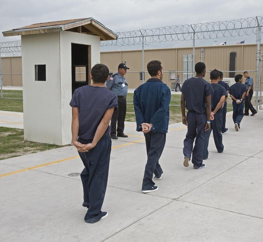 Immigrants in Prison