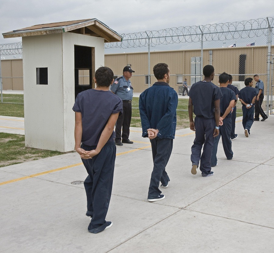 Immigrants in Prison