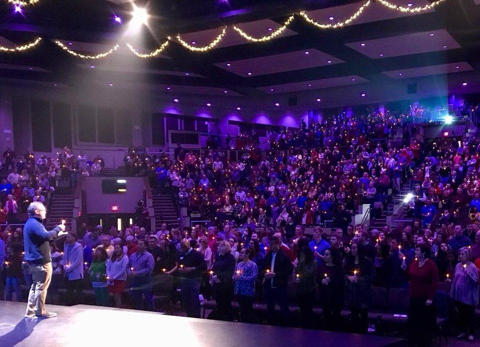 Antioch church congregation