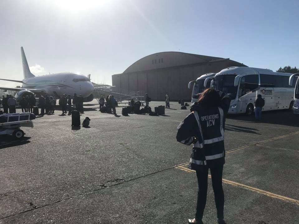 Arcata Eureka Airport