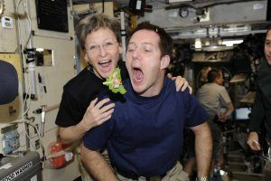 The Everyday Foods Astronauts Aren't Allowed to Eat in Space