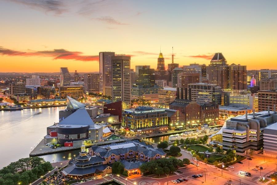 Baltimore, Maryland, USA