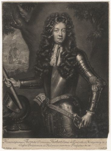 Thomas Herbert, 8th Earl of Pembroke