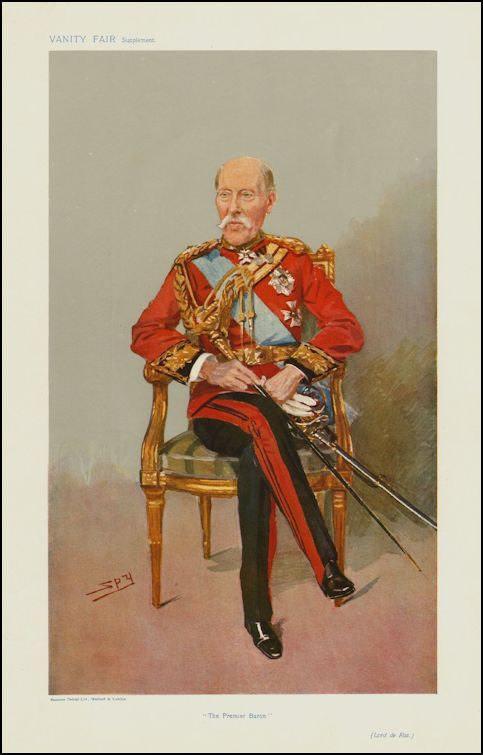 Dudley FitzGerald-de Ros, 24th Baron de Ros