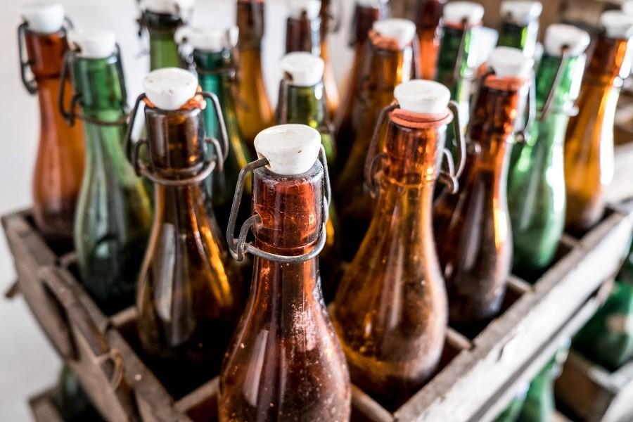 Bottle cart