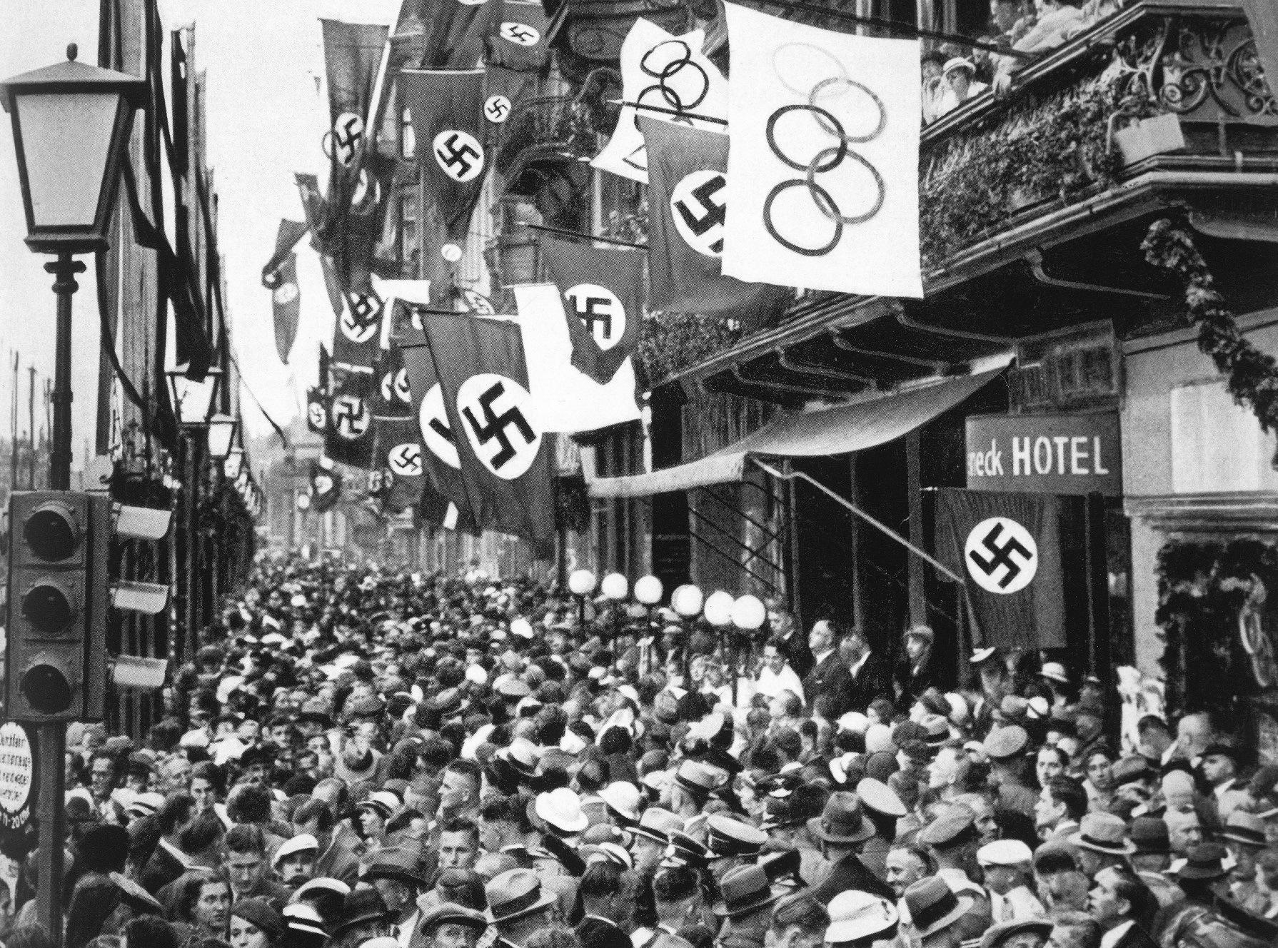 Olympics Berlin 1936