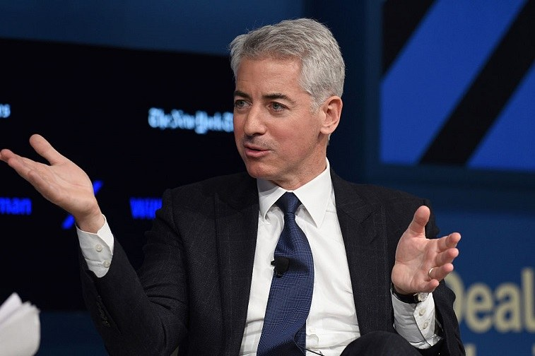 Pershing Square founder Bill Ackman