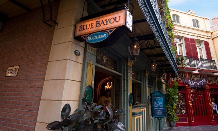 Blue Bayou disney