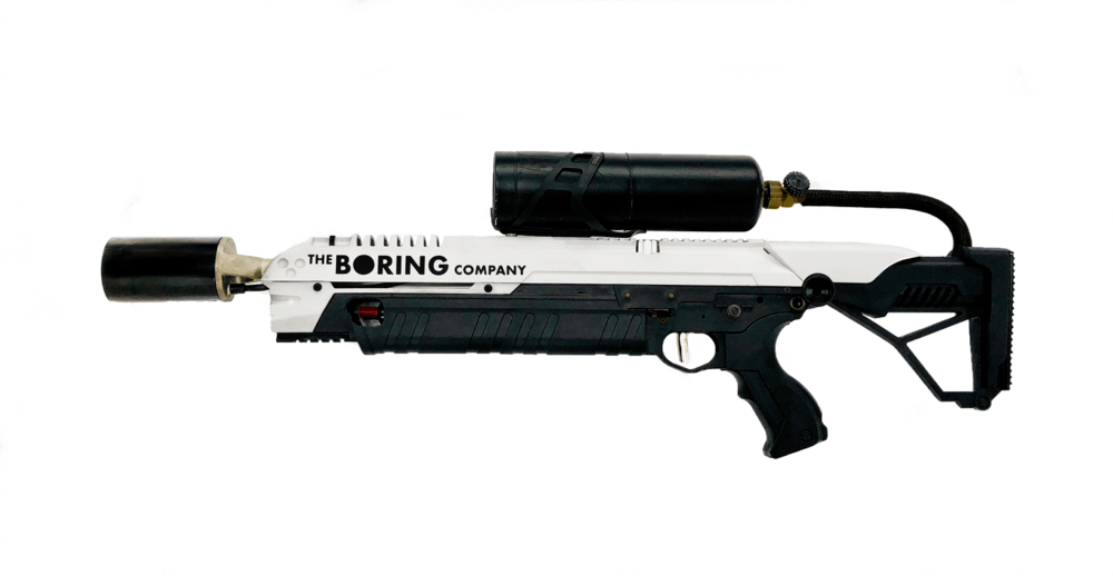 Boring company not a flamethrower