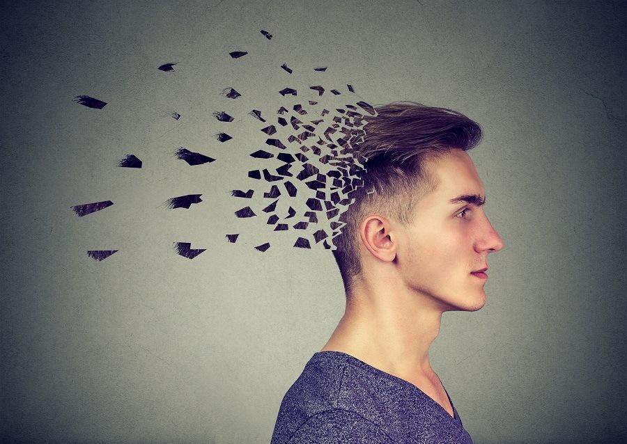 brain damage.
