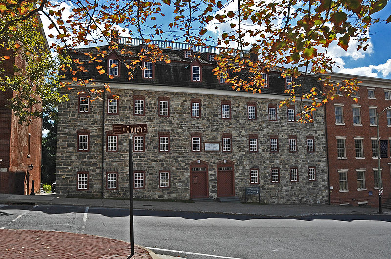 Brethren's House at Moravian College