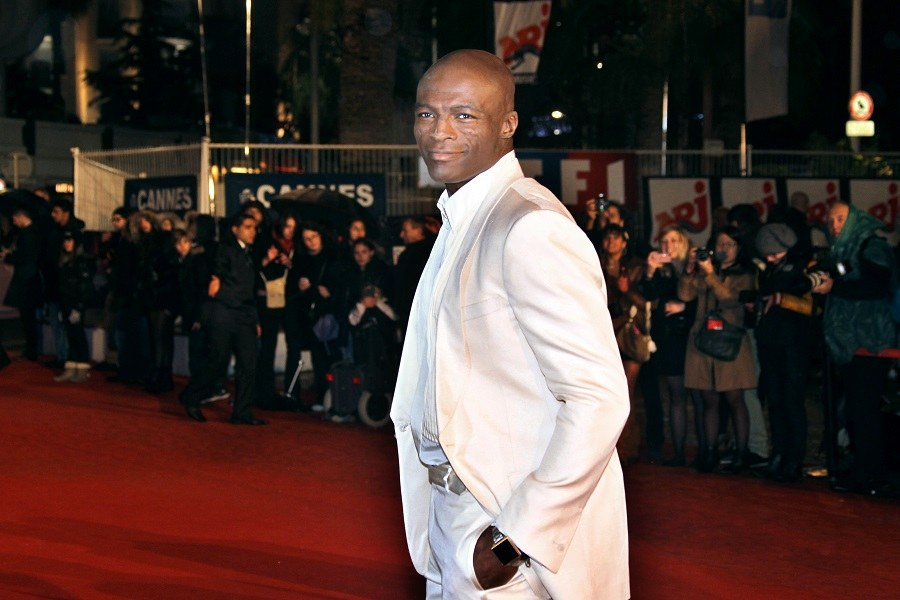 British singer Seal