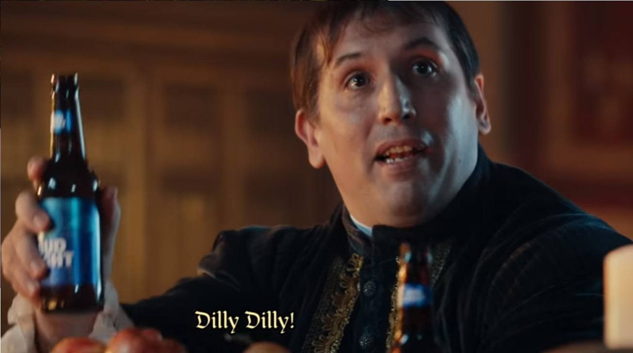 You'll Never Guess What 'Dilly Dilly' Really Means and Where It Came From