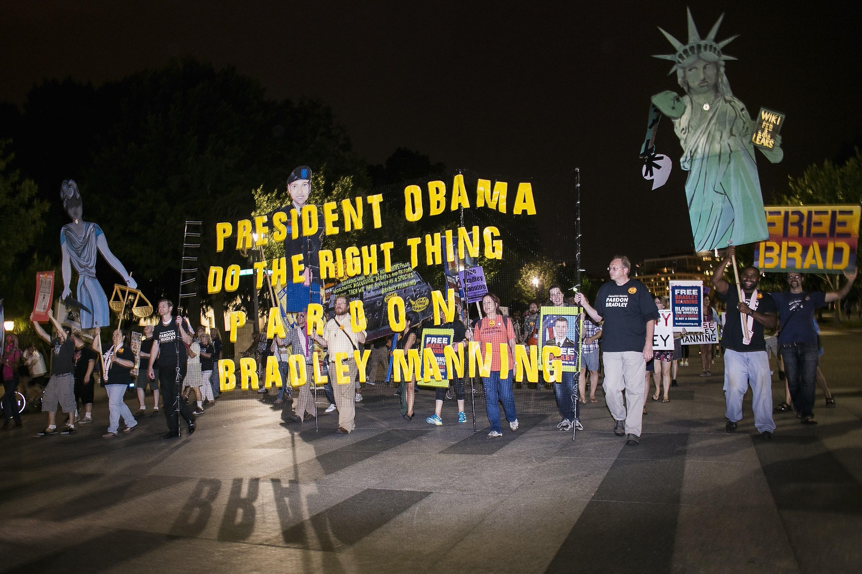 Military Judge Sentences Bradley/Chelsea Manning