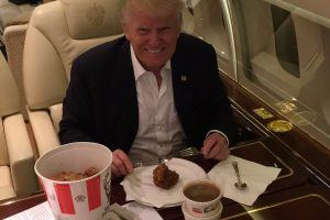 What Snacks Does Donald Trump Keep at the White House?