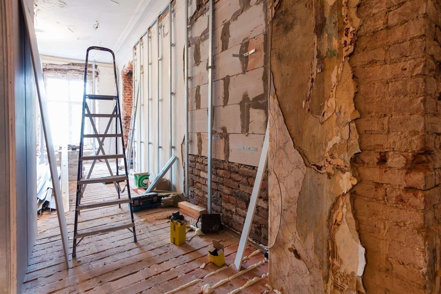 The Worst Thing About Getting Picked for an HGTV Home Renovation