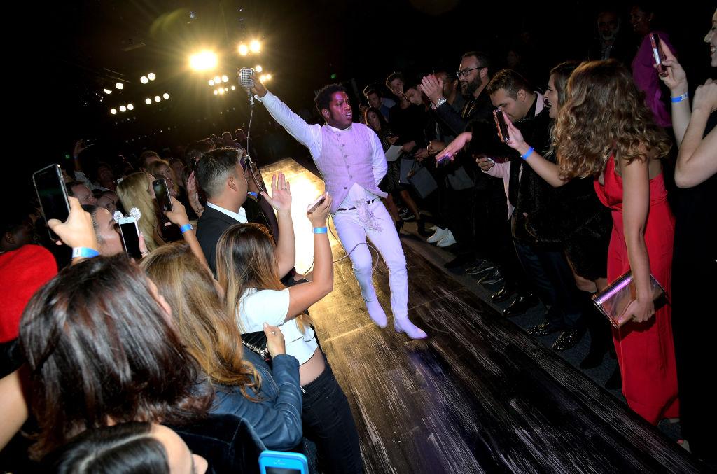 South Coast Plaza John Varvatos Fashion Show