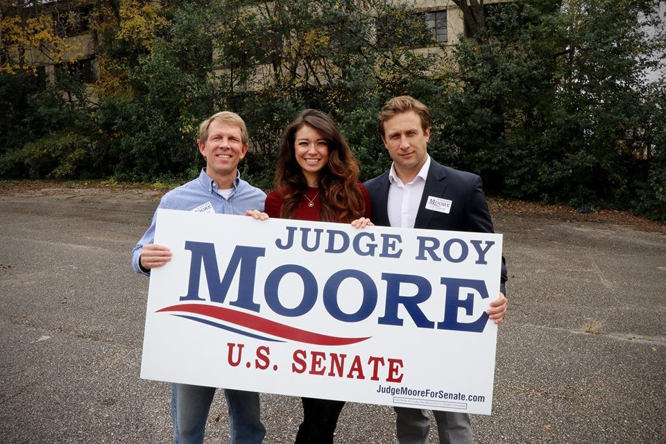 Courtland Sykes Roy Moore