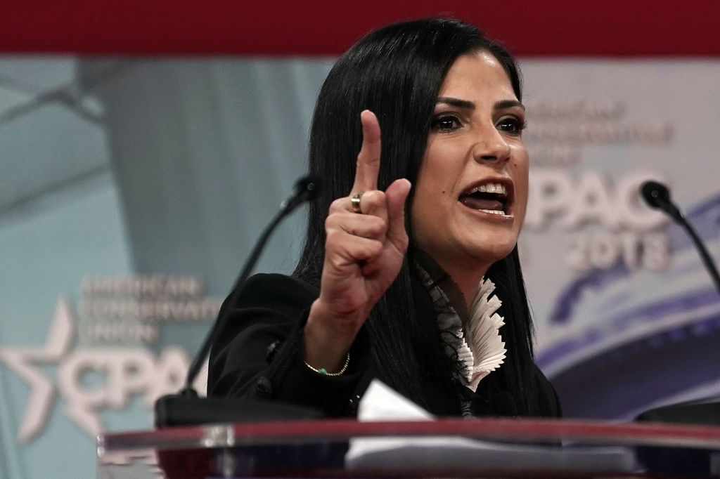 Dana Loesch National Rifle Association Spokeswoman